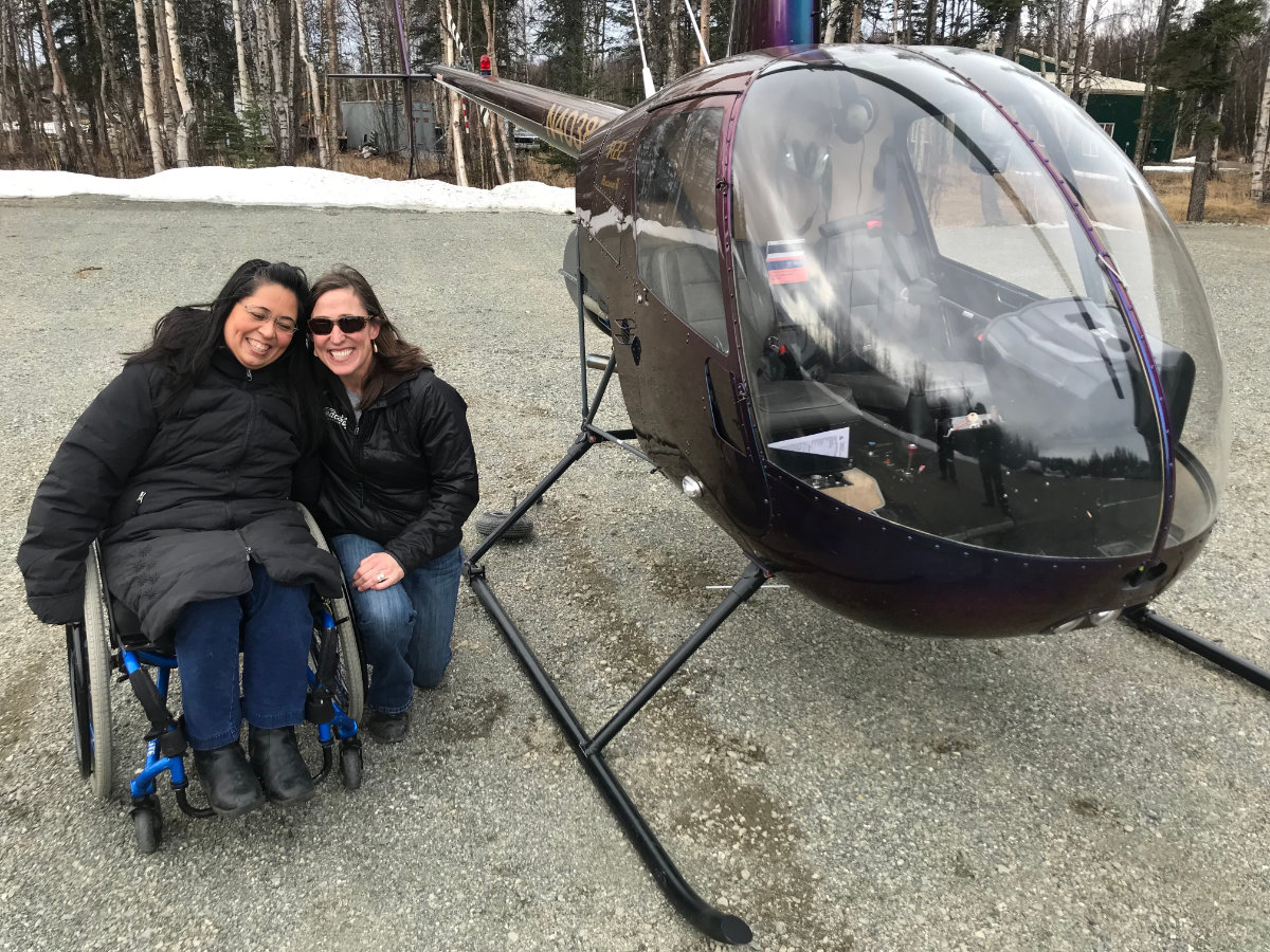AK Fly Helicopter Tours