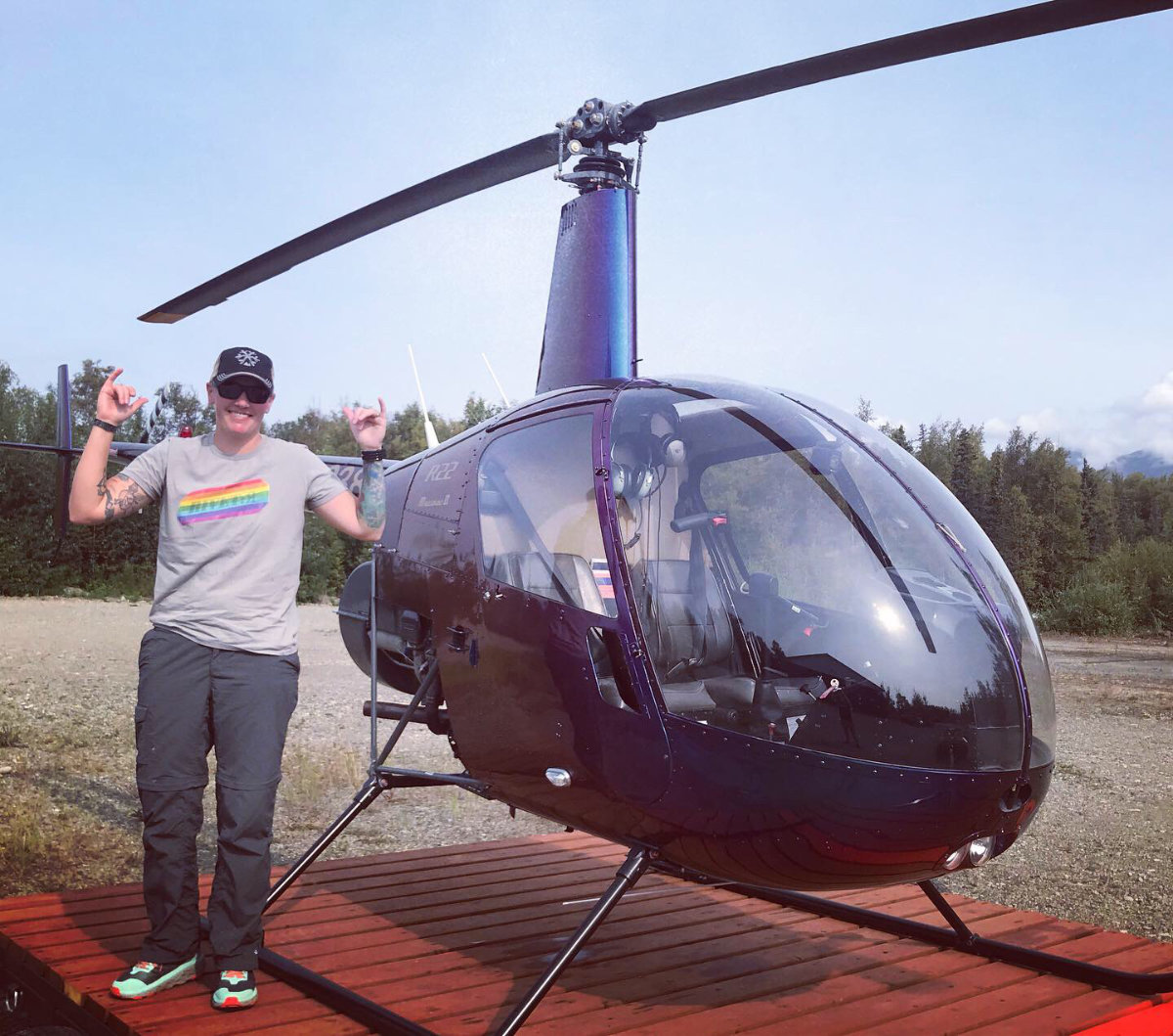 Anchorage Fly Helicopter Tours