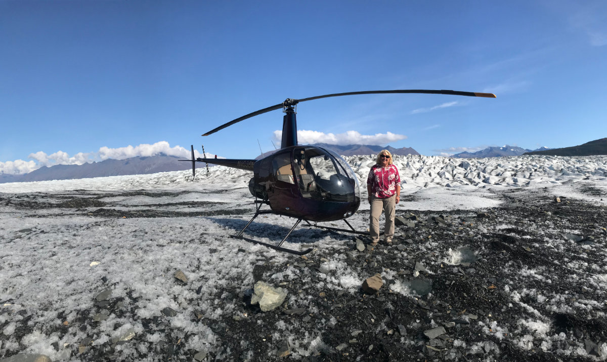 Heli Anchorage Tours